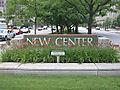 NCC - flowerbed