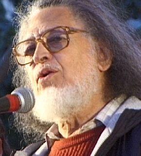 Dennis Brutus (Prague 2000)