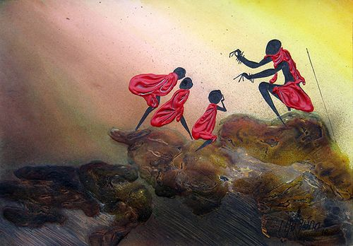 Njuguna - Tales and Lies