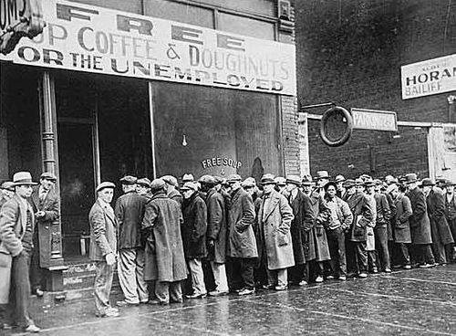 UnemploymentLineDepression