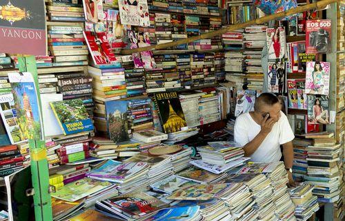 Myanmar-books